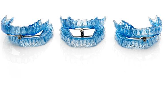 Férula de avance mandibular: Tratamiento del ronquido y la apnea del sueño