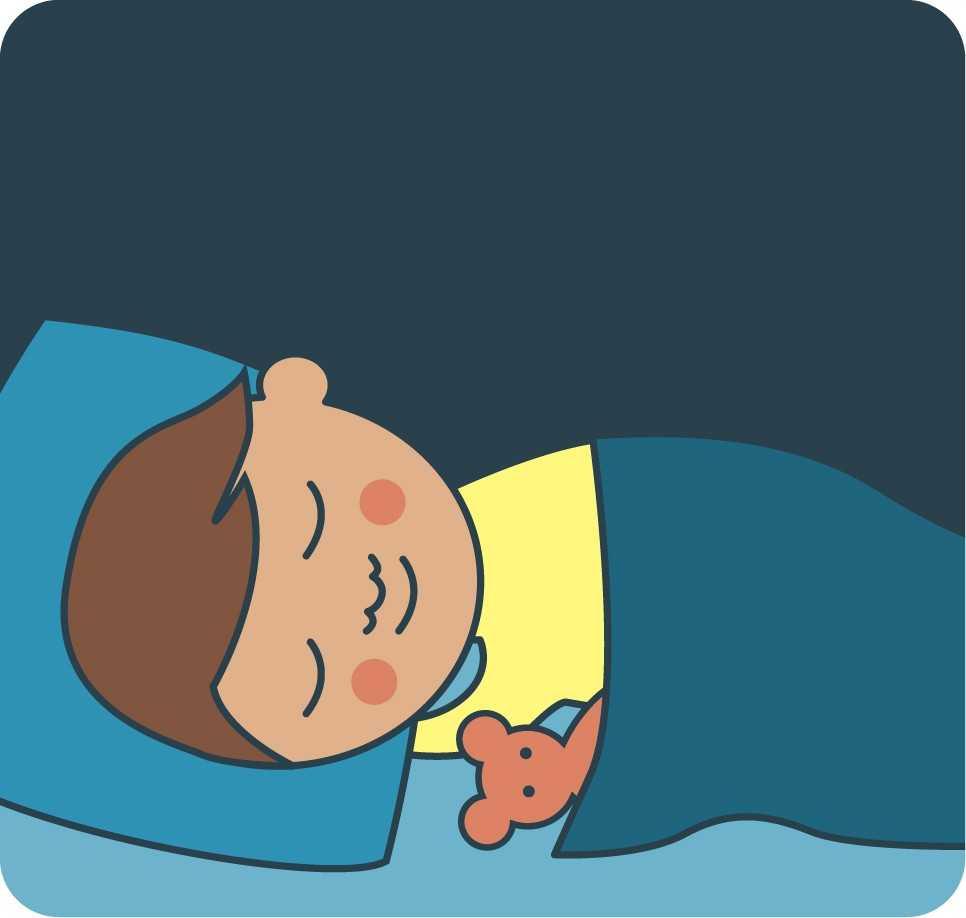 tiene su hijo algún tratorno de sueño infantil