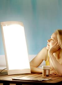 Luminoterapia para arreglar los problemas del sueño