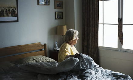 Insomnio en la gente mayor: tiene cura?